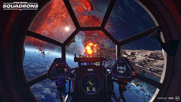 Star Wars Squadrons Télécharger pc