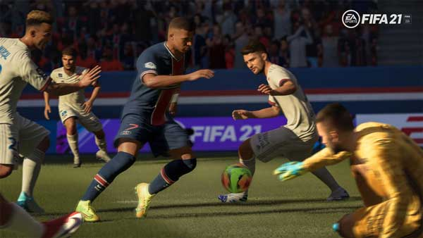 FIFA 21 gratuit