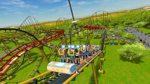 RollerCoaster Tycoon 3 Complete Edition Télécharger
