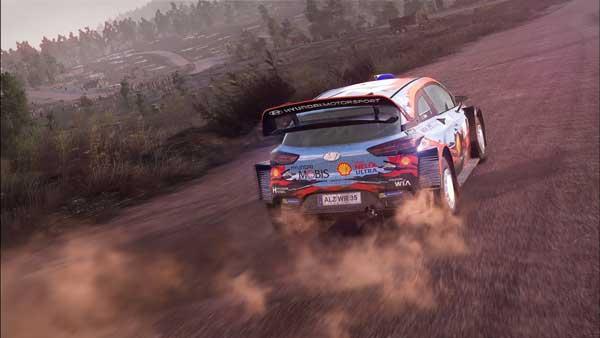 WRC 9 gratuit