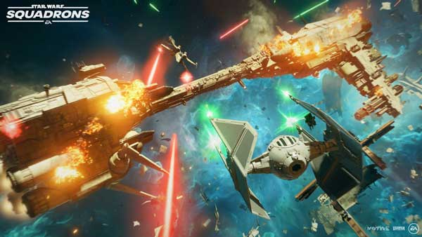 Star Wars Squadrons gratuit