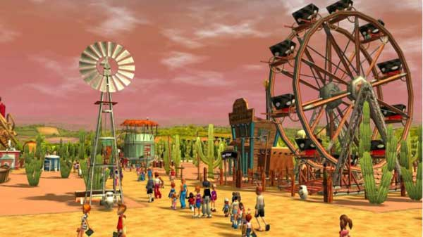 RollerCoaster Tycoon 3 Complete Edition gratuit