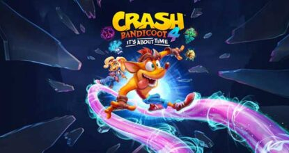 Crash Bandicoot 4 It's About Time Télécharger