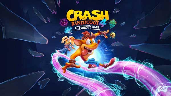 Crash Bandicoot 4 It's About Time Télécharger