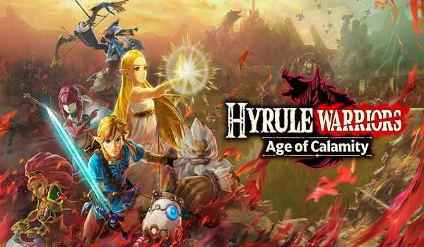 Hyrule Warriors Age of Calamity Télécharger