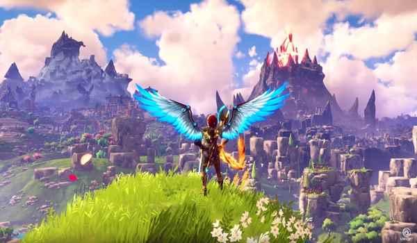 Immortals Fenyx Rising gratuit