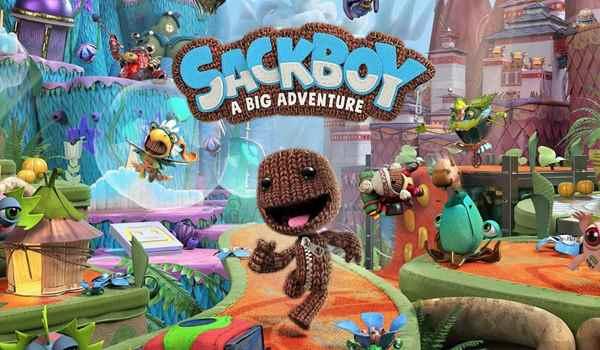 Sackboy A Big Adventure Télécharger