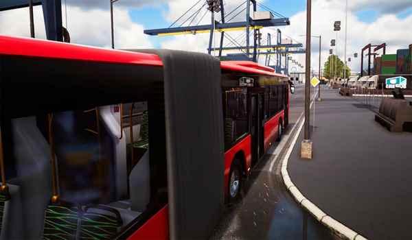 Bus Simulator 21 gratuit