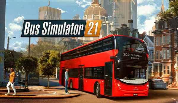 Bus Simulator 21 Télécharger