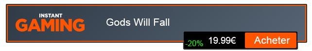 Gods Will Fall Télécharger
