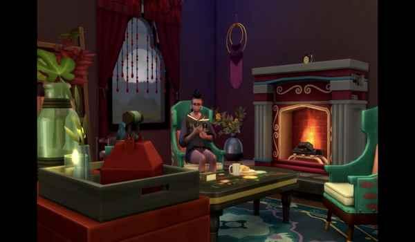 Les Sims 4 Paranormal Télécharger