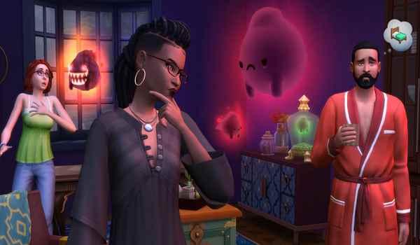 Les Sims 4 Paranormal gratuit