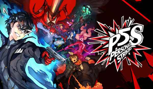Persona 5 Strikers Télécharger