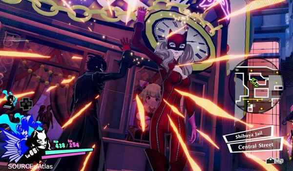 Persona 5 Strikers Télécharger Jeu