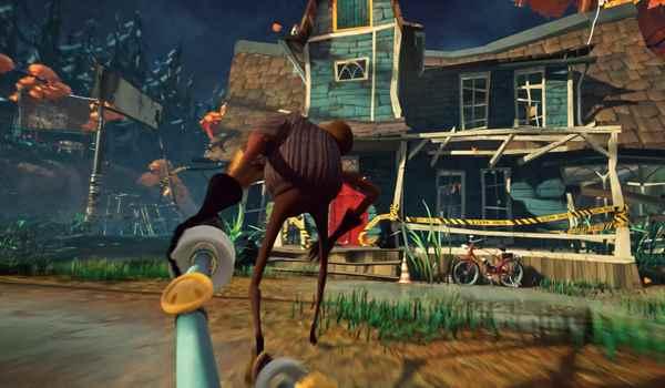 Hello Neighbor 2 jeux pc