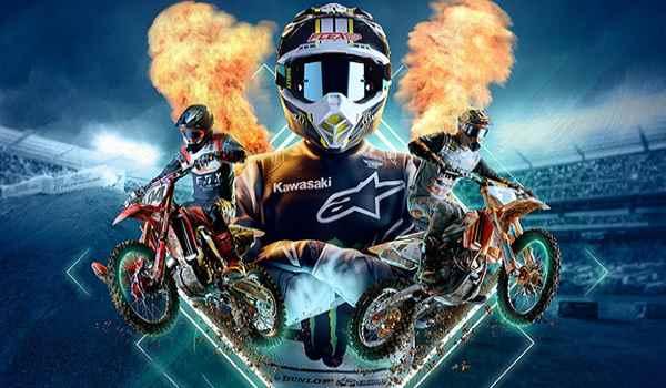 Monster Energy Supercross 4 Télécharger Jeu