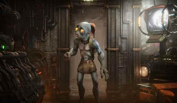 Oddworld Soulstorm jeu pc