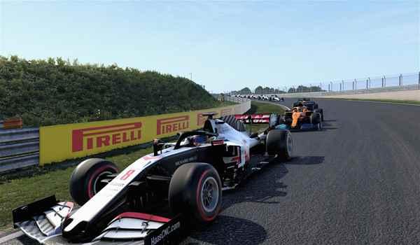 F1 2021 version complete