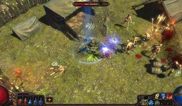 Path of Exile version complete
