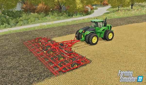 Farming Simulator 22 version complete