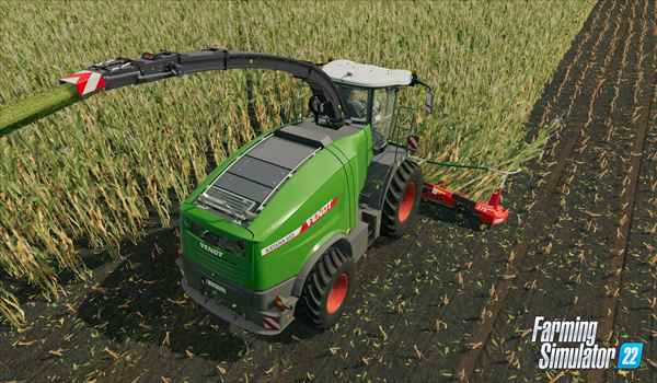 Farming Simulator 22 gratuit