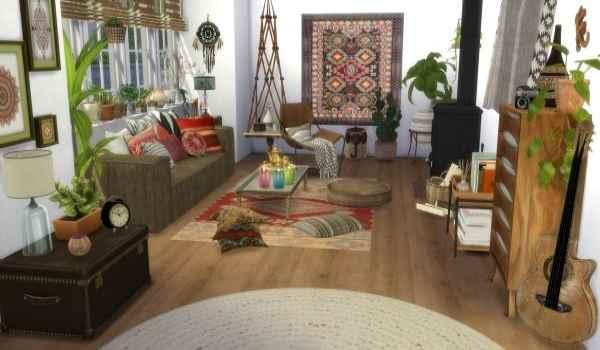 Les Sims 4 Décoration D'intérieur gratuit