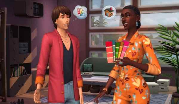 Les Sims 4 Décoration D'intérieur Télécharger