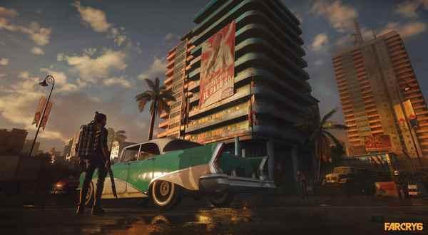 Far Cry 6 Télécharger pc