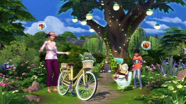 Les Sims 4 Vie à la campagne Télécharger