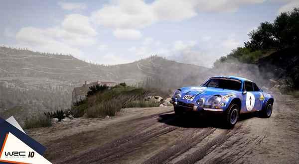 WRC 10 gratuit