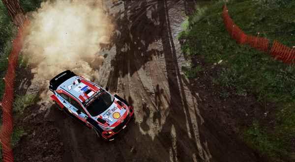 WRC 10 jeu pc